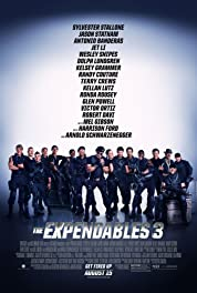 The Expendables 3 (2014) poster