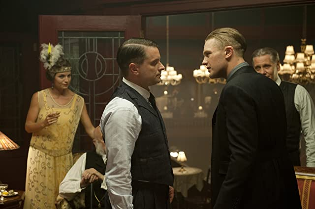 William Forsythe, Michael Pitt, and Shea Whigham in Boardwalk Empire (2010)