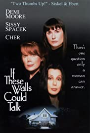 If These Walls Could Talk (1996) Poster - Movie Forum, Cast, Reviews