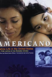 Americanos: Latino Life in the United States Poster
