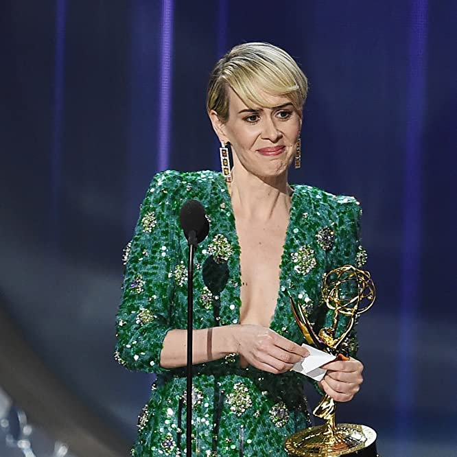 Sarah Paulson at an event for The 68th Primetime Emmy Awards (2016)