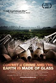Earth Made of Glass Poster