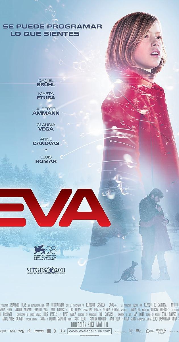 Eva: Dirbtinis intelektas / Eva (2011)
