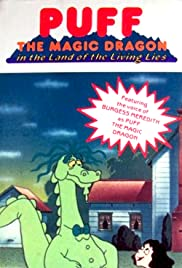 Puff the Magic Dragon in the Land of the Living Lies Poster