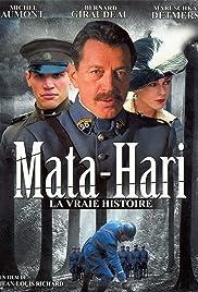 Mata Hari, la vraie histoire Poster