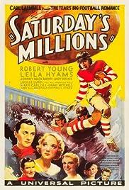 Saturday's Millions Poster