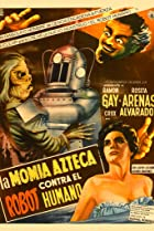 Robot vs. The Aztec Mummy & Swamp of the Lost Souls (2010) Poster