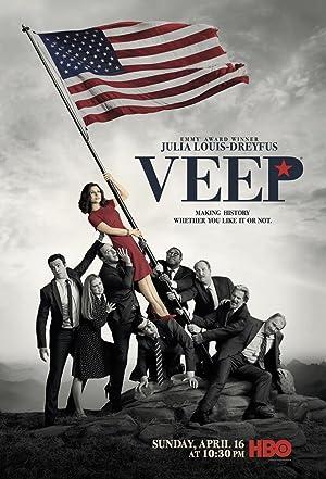 Poster Veep - Die Vizepräsidentin