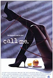 Call Me(1988) Poster - Movie Forum, Cast, Reviews