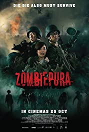 Zombiepura poster