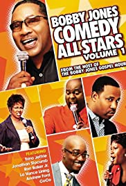 Bobby Jones Comedy All Stars: Volume 1 Poster
