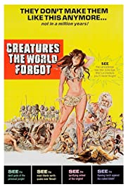 Creatures the World Forgot 1971 DVDRip XViD