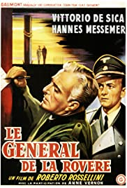 General Della Rovere (1959) Poster - Movie Forum, Cast, Reviews