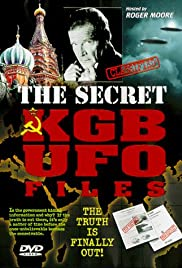 The Secret KGB UFO Files Poster