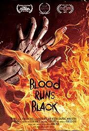 Blood Runs Black Poster