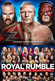 WWE Royal Rumble 2018 PPV 720p Latino