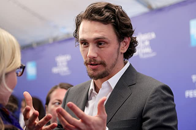 James Franco at Francophrenia (Or Don't Kill Me, I Know Where the Baby Is) (2012)