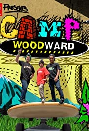 Camp Woodward Poster