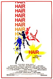 Hair (1979) Poster - Movie Forum, Cast, Reviews