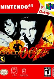 GoldenEye(1997) Poster - Movie Forum, Cast, Reviews