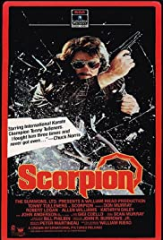 Scorpion (1986) Poster - Movie Forum, Cast, Reviews