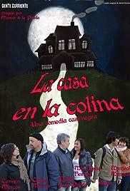 La casa en la colina Poster