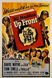 Up Front Poster