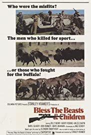 Bless the Beasts & Children (1971) Poster - Movie Forum, Cast, Reviews
