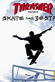 Skate and Destroy Poster