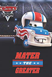 Mater the Greater Poster
