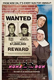 Nuns on the Run(1990) Poster - Movie Forum, Cast, Reviews