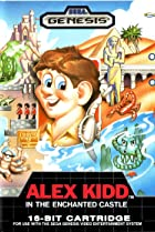 Image of Alex Kidd in the Enchanted Castle