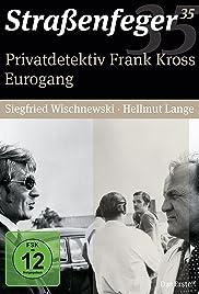 Privatdetektiv Frank Kross Poster