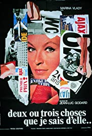 2 ou 3 choses que je sais d'elle (1967) Poster - Movie Forum, Cast, Reviews