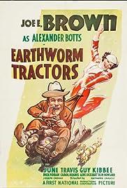 Earthworm Tractors(1936) Poster - Movie Forum, Cast, Reviews