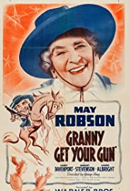 Granny Get Your Gun (1940) Poster - Movie Forum, Cast, Reviews
