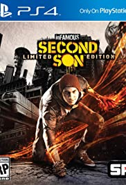 Infamous: Second Son Poster