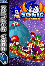 Sonic: The Fighters Poster