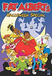 The Fat Albert Halloween Special Poster