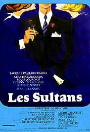Les Sultans Poster