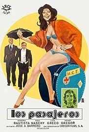 Los pasajeros Poster