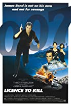 Licence to Kill (1989) Poster