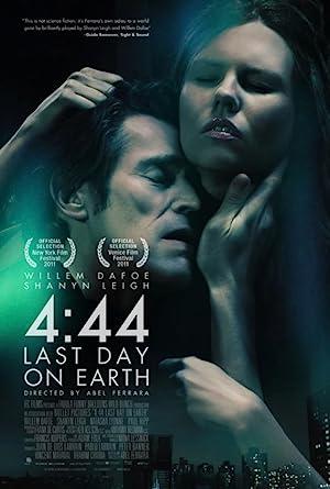 ver 4:44 El Ultimo Dia de la Tierra