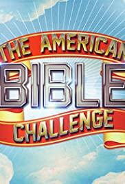 The American Bible Challenge Poster