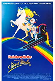 Rainbow Brite and the Star Stealer (1985) Poster - Movie Forum, Cast, Reviews
