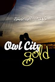 Owl City: Gold Poster