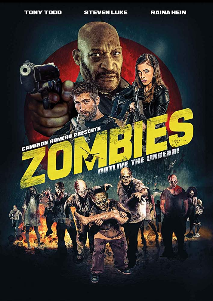 Zombiai / Zombies (2017)