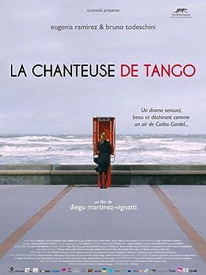 The Tango Singer poster