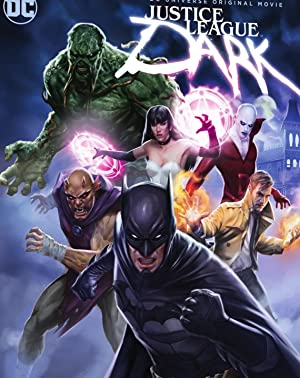 Liga de la Justicia Oscura (2017) HD - 2017