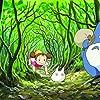 Chika Sakamoto in My Neighbor Totoro (1988)